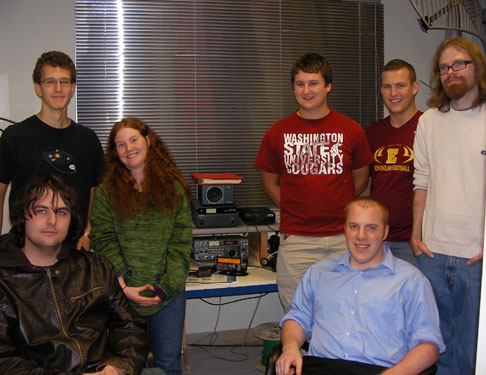 WSU Amateur Radio Club